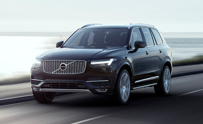 TopGear.com.ph Philippine Car News - Volvo to make limited First Edition XC90 models available only