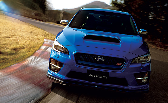 TopGear.com.ph Philippine Car News - Japan-market Subaru WRX STI is more powerful than rest of the w