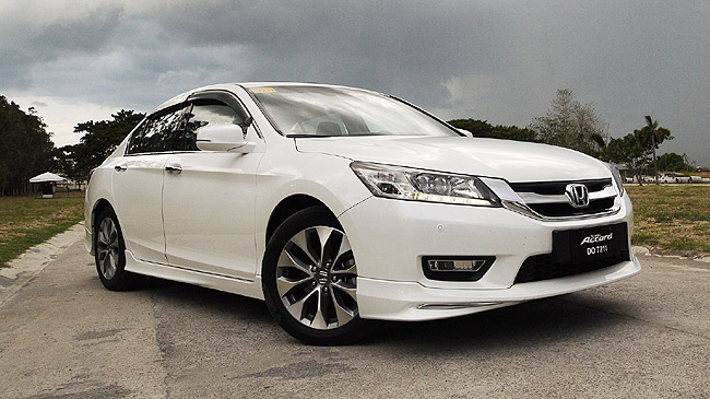 Good Honda Accord 3.5 V6 SV: Review, Specs, Price, Performance | Drives | Top  Gear Philippines