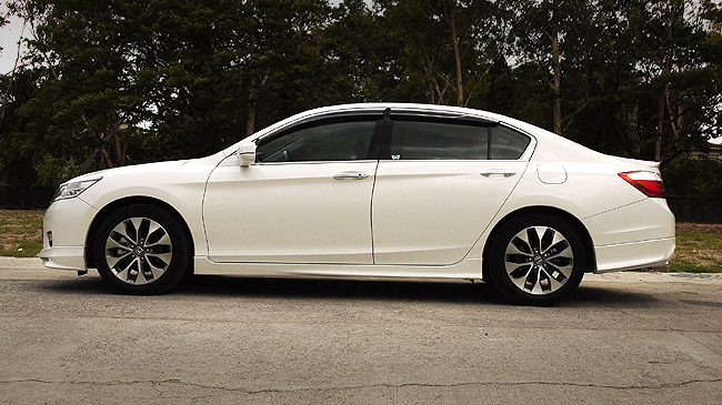 Top Gear Philippines reviews the Honda Accord 3.5 V6 SV