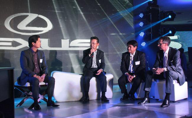 Lexus NX Philippine launch