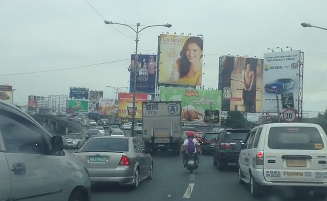 TopGear.com.ph Philippine Car News - MMDA begins truck lane test run on C5 today