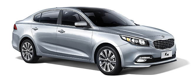 TopGear.com.ph Philippine Car News - Kia launches China-exclusive K4 compact sedan