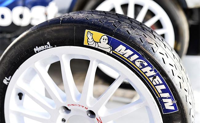 TopGear.com.ph Philippine Car News - Michelin to field all-new asphalt tire for next WRC tarmac rally