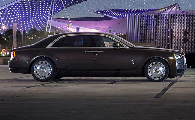 TopGear.com.ph Philippine Car News - Rolls-Royce debuts Ghost Series II in China