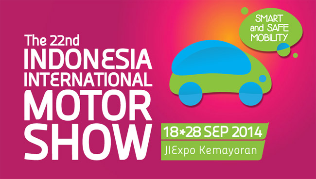 22nd Indonesia International Motor Show