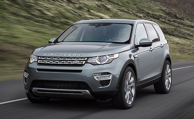 TopGear.com.ph Philippine Car News - Land Rover finally reveals Discovery Sport