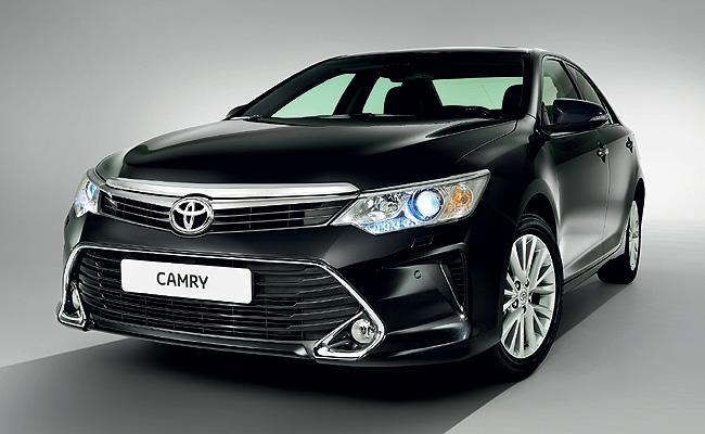 TopGear.com.ph Philippine Car News - Toyota Europe reveals Euro-market Camry
