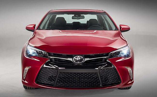 TopGear.com.ph Philippine Car News - How do you like the US-market Toyota Camry?