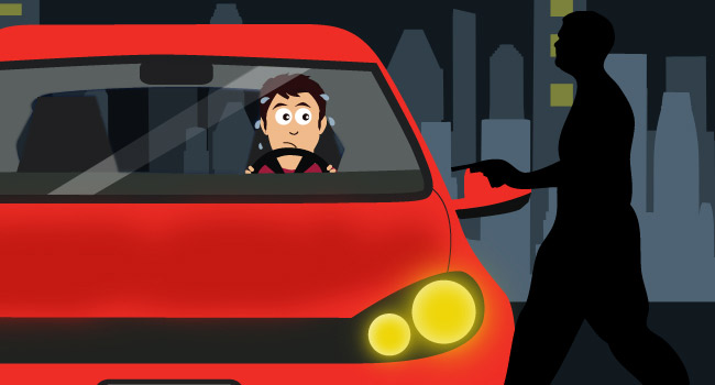 Fight kidnapping: How to avoid getting abducted on the road