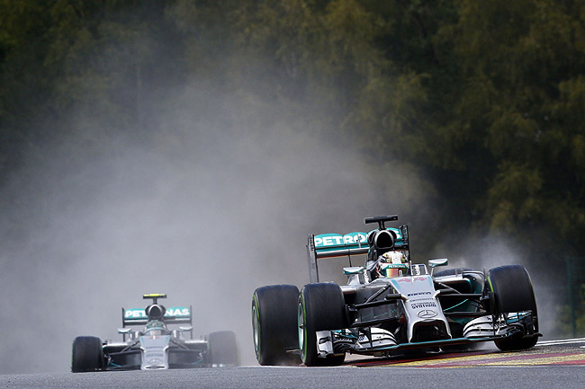 Not your usual Formula 1 race recap: Belgian Grand Prix
