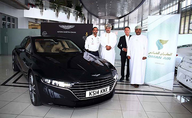 TopGear.com.ph Philippine Car News - Aston Martin begins hot weather testing of upcoming Lagonda model