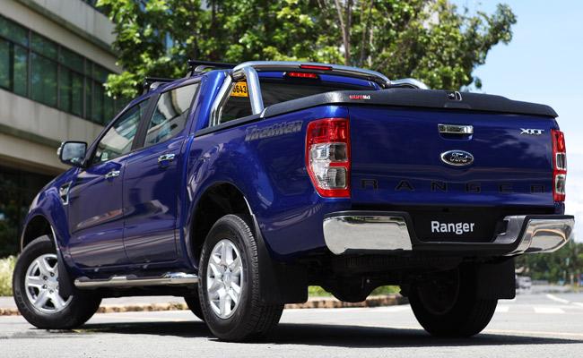 Ford Ranger Trekker