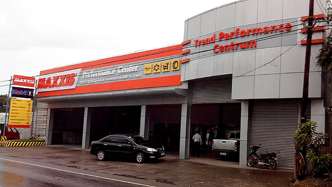 Iloilo City to become home of new Maxxis Performance Center