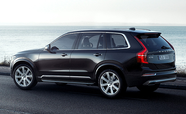 TopGear.com.ph Philippine Car News - All 1,927 Volvo XC90 First Edition units sold in 47 hours