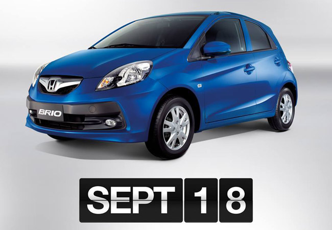 And Now, Here Is The Official Price List Of Honda Brio And Brio Amaze | Car  News | Top Gear Philippines