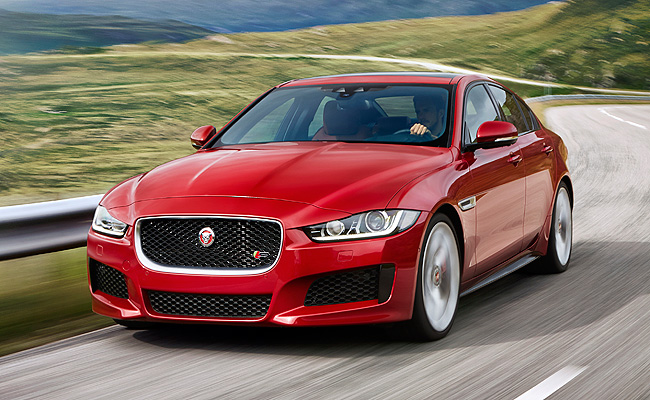 TopGear.com.ph Philippine Car News - Jaguar finally reveals XE luxury compact sedan