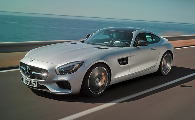 TopGear.com.ph Philippine Car News - The Mercedes-AMG GT is officially out