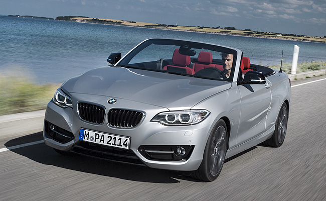 TopGear.com.ph Philippine Car News - BMW presents the 2-Series convertible