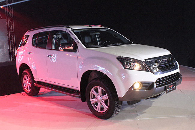 Five things you didn't know about the Isuzu MU-X