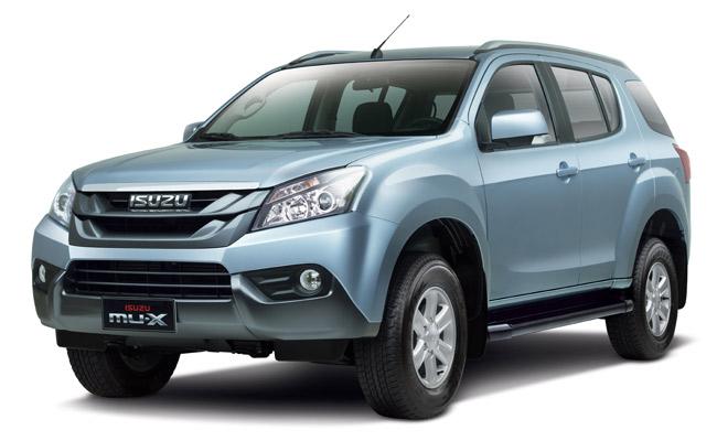 TopGear.com.ph Philippine Car News - The waiting list for the Isuzu MU-X has started
