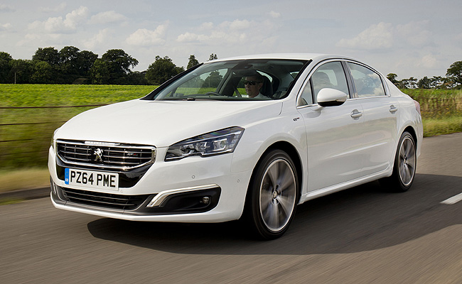 TopGear.com.ph Philippine Car News - Updated Peugeot 508 breaks cover