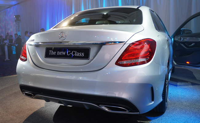 Get your bank accounts ready the new mercedes benz c for Mercedes benz account