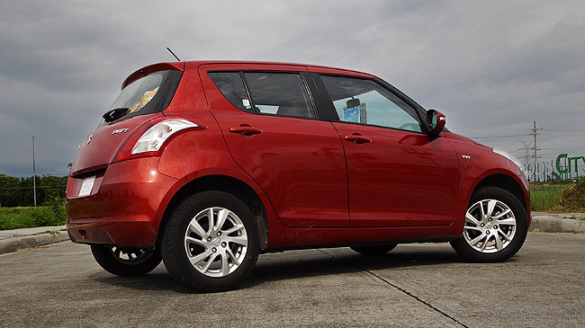 Suzuki Swift 1.2 AT review in the Philippines
