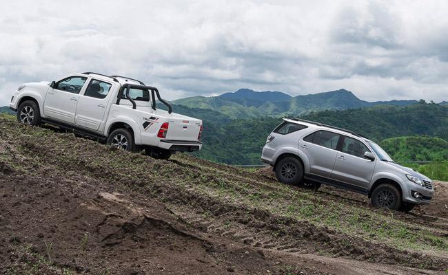 Toyota Fortuner/Hilux TRD