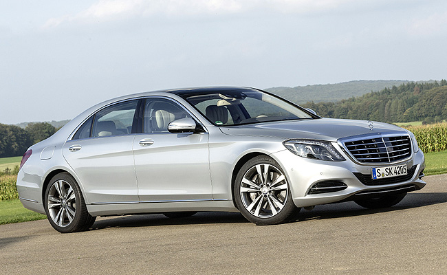 TopGear.com.ph Philippine Car News - Mercedes-Benz puts on sale its first plug-in hybrid