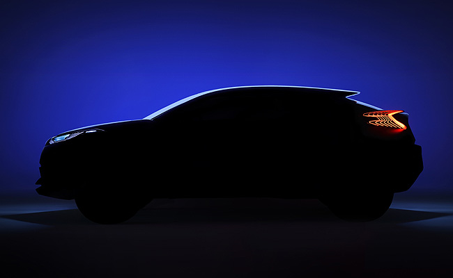 TopGear.com.ph Philippine Car news - Toyota to present crossover concept at Paris Motor Show
