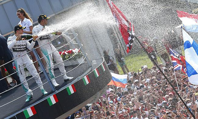 Not your usual Formula 1 race recap: 2014 Italian Grand Prix