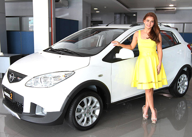 Isabel Granada is Haima PH's new brand ambassador