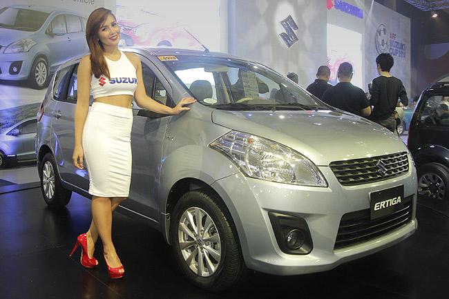 Suzuki Ertiga at PIMS