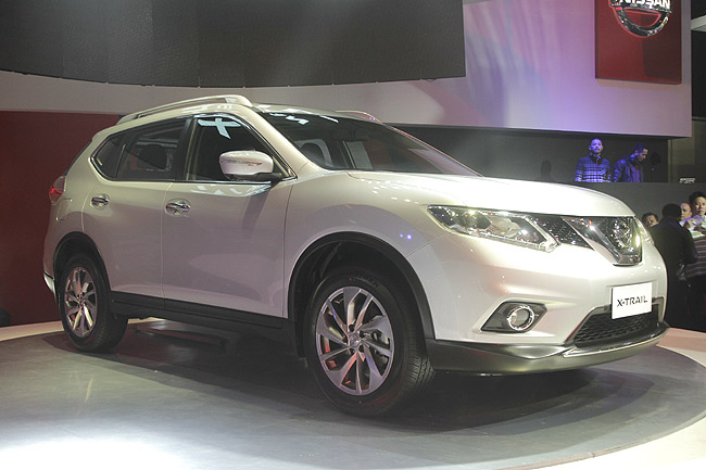 Nissan X-Trail at PIMS