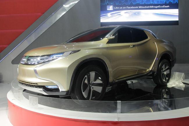 Mitsubishi Strada Concept