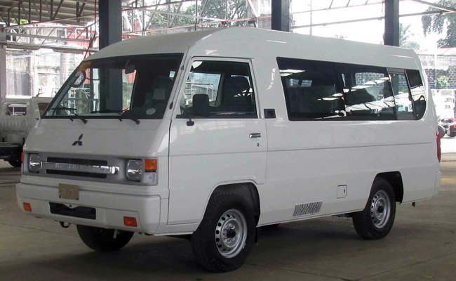 Mitsubishi L300 XV Mikrobus
