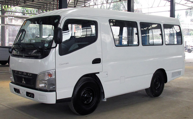 Centro Manufacturing launches L300-based minibus at PIMS 2014
