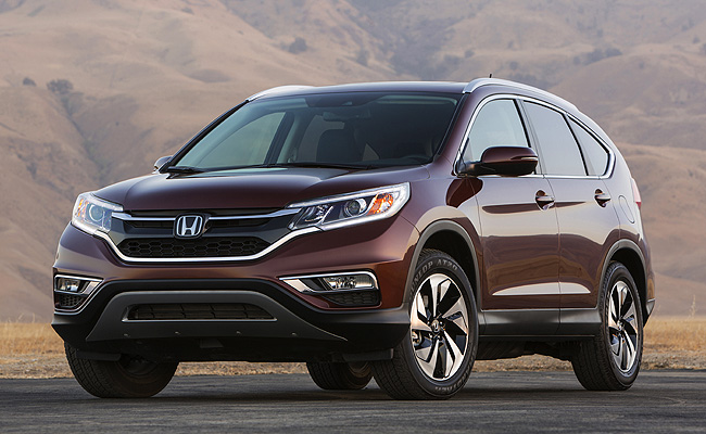 TopGear.com.ph Philippine Car News - Honda USA reveals new look for updated CR-V
