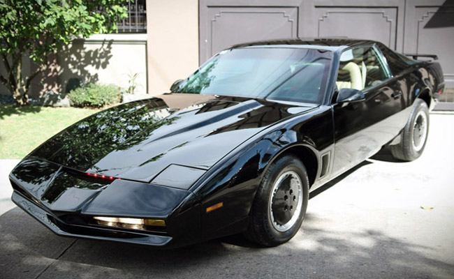 This Filipino Fan Lovingly Recreated Kitt From Knight