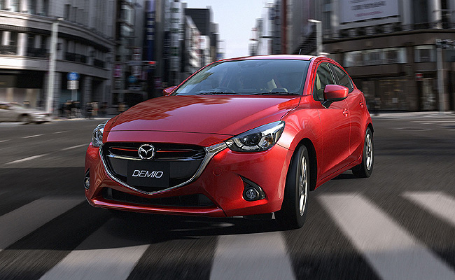 TopGear.com.ph Philippine Car News - Mazda commences production of all-new Mazda 2 in Thailand