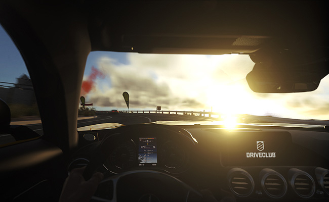 TopGear.com.ph Philippine Car News - Mercedes-AMG GT to be made available in PlayStation 4 game