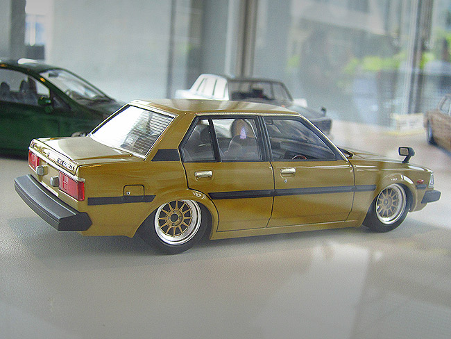 Toyota Corolla model