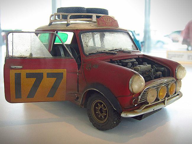 Mini model