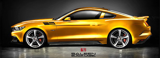 TopGear.com.ph Philipine Car News - Saleen now taking orders for its 2015 302 Mustang
