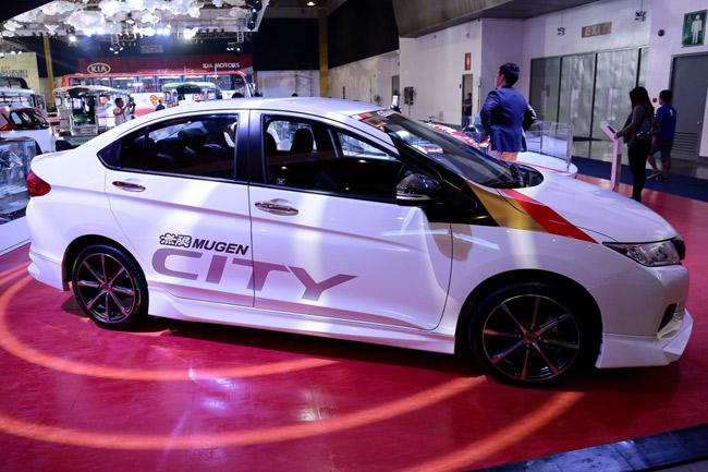 Honda City VX Mugen