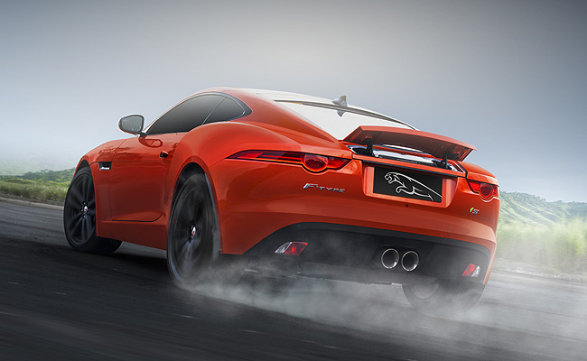 TopGear.com.ph Philippine Car News - Jaguar PH launches F-Type Coupe