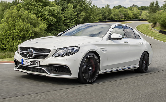 TopGear.com.ph Philippine Car news - Mercedes-AMG launches all-new C63