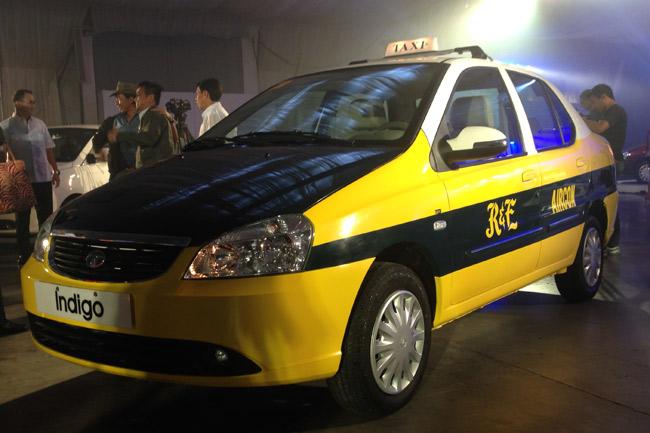 Tata Indigo taxi