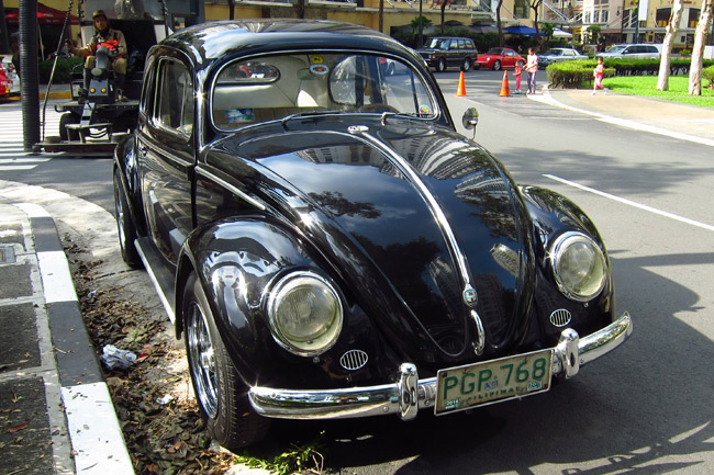 DENR wants to ban old cars